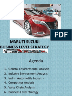 Marutisuzuki Businesslevelstrategy 130313121310 Phpapp01