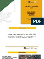 Diapos Proyecto Vias 2019