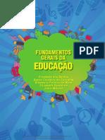 Fundamentos gerais da educação