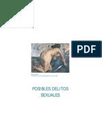 Forensis Delito Sexual 1999