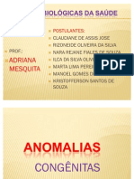 ANOMALIA congenita