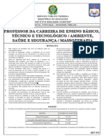 Prof Carreira Ens Basico Tecn Tecnologico Ambiente Saude Seguranca Massoterapia 52-13-2013