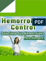 Basta De Hemorroides PDF, Libro por Miguel Carretto.pdf