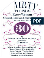 Angelou, Maya_ Redmond Satran, Pamela - 30 things every woman should have and should know by the time she's 30-Hyperion_Hachette Books, Mary Lynn Blasutta (2016).epub