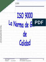 Curso ISO 9000 Basico