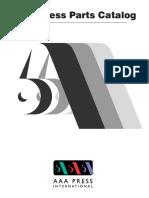 AAAPress Catalogo