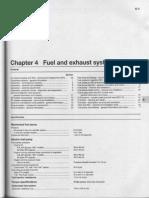 E350 Fuel System