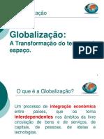 globalizacao 2018