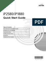 Manual Ip1880