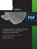 Using Simulation to Quantify Uncertainty SME-2015