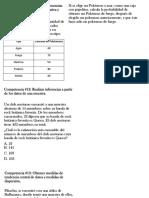 Competencias de matemáticas UABC