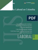 derecho laboral en Colombia