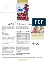 Forever ARGI+® Stick Packet Product Information.pdf