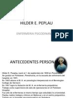 Enfermeria Psicodinamica-Hidelgard E Peplau