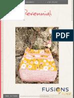 Perennial Bag Instructions