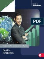 Folleto PAE_Gestion_Financiera 2019 Regiones