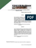 Políticas de Qualificação Profissional No Brasil - Entre o