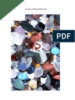 Energia Transmitida Por Gemas y Piedras Semipreciosas