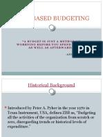 Zero Based Budgeting (1)