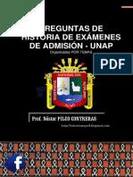 Banco de Preguntas de Historia Unap Actualizado 2013 Optimize