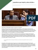 Elindependiente.com-Laclau El Teórico Del Populismo Que Inspiró y Ahora Divide a Podemos