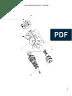Caja de Cambios Mini Dumper Topall Sd30