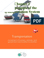 2 Components of the Transportation System