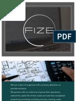 FIZE Presentation