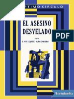 El Asesino Desvelado - Enrique Amorim