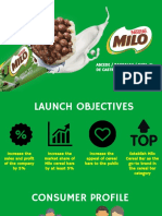 Milo Cereal Bar Final Presentation