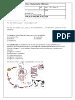 Avaliação Platelminto e Nematódeos