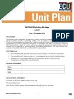ecu unit plan