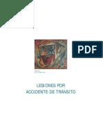 INML - Forensis 1999 Lesiones Transito