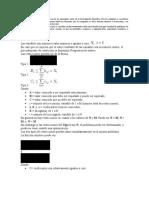 La Programación Lineal
