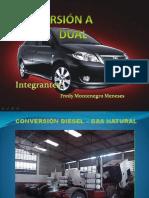 Converion Diesel