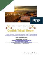 Parashat Vaetjanán # 45 Adul 6019