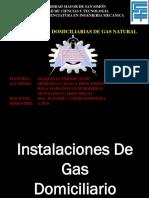 Instalaciones de Gas Domiciliario 1