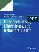 Handbook of Zen, Mindfulness and Spiritual Health.pdf