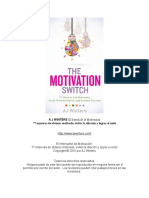 A J WINTERS El Switch de La Motivación