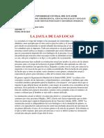 La Jaula de Las Locas (1)