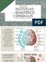 creatividad y hemisferios cerebrales