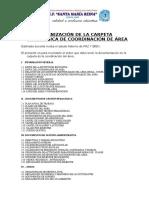 Carp.pedag.lista de Documentos Coordinadoras de Area-2017