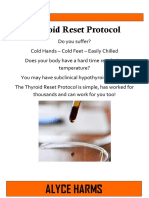 ALICE HARMS Thyroid Reset Protocol 11P