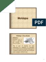 16 Moldajes Parte 1
