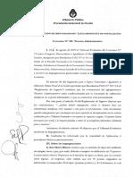 Resolución de Impugnaciones y Lista Definitiva