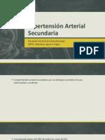 Hipertensión Arterial Secundaria.pptx