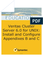 66-Veritas Cluster Server 6.0 for UNIX_ Install and Configure Appendixes B and C