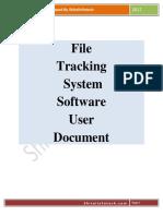 filetrackingsoftwareusermanual-byshitalinfotech-170908121240