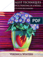 Master Realist Techniques in Colored Pencil Painting in 4 Weeks_ Projects for Beginners_ Learn to Draw Still Life, Landscape, Skies, Fabric, Glass and Textures ( PDFDrive.com )