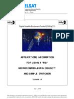applic info PIC microcontroller
